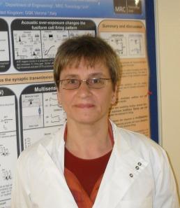 Martine Hamann, PhD