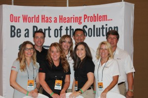 Representatives from EarQ attended the Legend's World Sports Conference in Cancun, Mexico to help educate members of the NBRPA about their hearing health and provide free hearing screenings and video ear inspections.