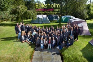 New audiologists representing 27 countries gathered for the 2014 Eriksholm Summer Camp held the on the grounds of the Eriksholm Research Centre in Denmark.