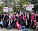 Oticon Central Park Breast Cancer Walk