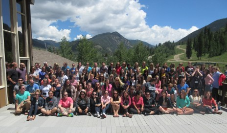 The 2014 Oticon Summer Camp in Keystone, Colo, welcomed audiology graduate students from 41 US universities.