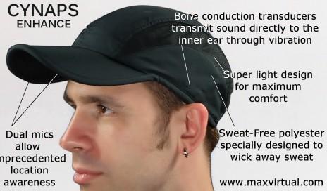 Cynaps Enhance Hearing Cap