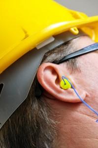 http://www.dreamstime.com/stock-photography-yellow-earplug-ear-close-up-plug-image35405422