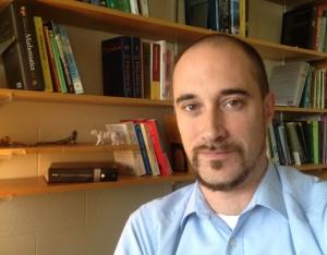 Christopher Bergevin, PhD
