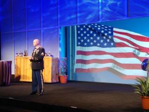 AAA 2015 Keynote Speaker, Staff Sergeant Shilo Harris