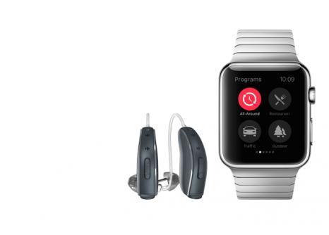 ReSound Smart App for Apple Watch